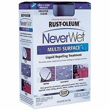 Never Wet Rust-Oleum 18 oz. NeverWet Multi-Purpose Spray Kit - FREE SHIPING