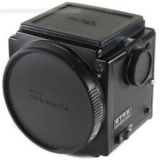 Zenza Bronica ETRS 6x4.5 Body Only / Medium Format Camera + Split Image Screen