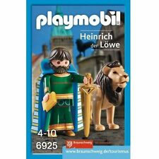 6925 Enrique el León playmobil edición especial special edition Henry the Lion