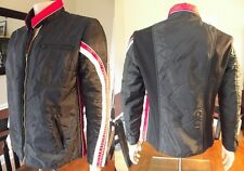 80's TRAILMASTER Winter Vintage Style Ski Snow Jacket MEDIUM cafe racer mens