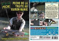 Truite au vairon manié avec Patrice Pernot - Pêche de la truite - Vidéo Pêche