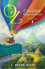 Oz, the Complete Collection Volume 1 Bind-Up: Wonderful Wizard of Oz; Marvellous