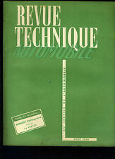 (C11)REVUE TECHNIQUE AUTOMOBILE RENAULT CELTAQUATRE / Le Vertex