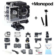 BRAND NEW GoPro HERO 3 Style (Unbranded) 30M Waterproof 1080P HD Sports Camera
