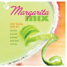 Margarita Mix - Various Artists - Hot Salsa Hits (CD 2013) New/Sealed