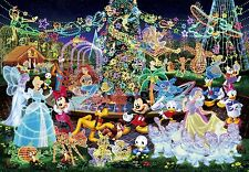 Tenyo Japan Jigsaw Puzzle DW-1000-449 Disney Magical Illumination (1000 Pieces)