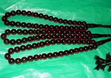 LOT OF 3 PERSIAN ISLAMIC MUSLIM PRAYER WORRY BEADS TASBIH MEDITATION AFGHANISTAN