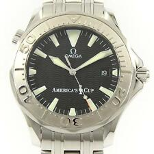 Authentic OMEGA Seamaster professional America's Cup LIMITED SSxWG Automatic ...