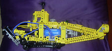 LEGO TECHNIC  SUBMARINE 8250 8299  PNEUMATIC SUB  YELLOW