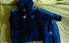 Jogging ADIDAS 3 bandes 1 an / 12 mois style vintage