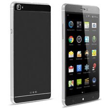 "Unlocked 6.0"" QHD Android 3G Smartphone Dual Core Cameras 2SIM Mobile Phone GPS"