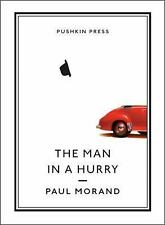 The Man in a Hurry (Pushkin Collection)-ExLibrary