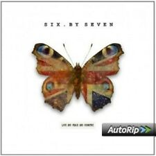 SIX.BY SEVEN - LOVE AND PEACE AND SYMPATHY  CD NEU