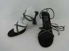 NEW Special Occasions by Saugus Shoe Bridal Dress Shoe Black #5233 Size: 5.5