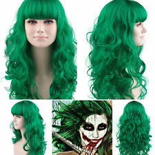 FEMALE JOKER WIG ('Batman') | HD-1064