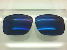 Von Zipper Fulton Custom Replacement Lenses Blue Reflective NEW