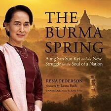 The Burma Spring : Aung San Suu Kyi and the New Struggle for the Soul of a Natio