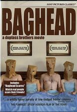 NEW DVD // Baghead // DUPLASS BROTHERS MOVIE //  Steve Zissis, Ross Partridge, G
