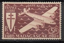 NOUVELLE CALEDONIE TIMBRE COLONIE FRANCE NEUF PA N° 48 *  SERIE LONDRE AVIATION