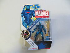 MARVEL UNIVERSE STEALTH OPS IRON MAN SHIELD FURY FILES HASBRO 2008 #9