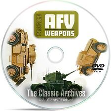 Profile Publications Armored Fighting Vehicles -65 Volume AFV History CD DVD B54