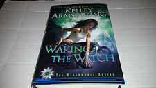 The Otherworld Series: Waking the Witch by Kelley Armstrong (2010) SIGNED FIRST