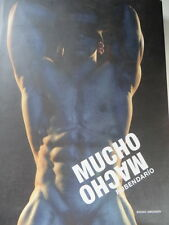 BOOK PHOTOGRAPHY MUCHO MACHO MALE NUDES RUBENDARIO MUSCLE GAY INTEREST