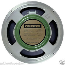 "Celestion G12M Greenback 12"" Guitar Speaker - 16 ohm 25 Watts - FREE SHIPPING!"