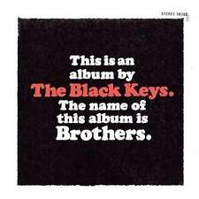 Brothers - The Black Keys CD V2-COOP MUSIC