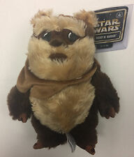 "New Disney Parks Star Wars Weekends 2015 Wicket W. Warrick the Ewok 9"" Plush"