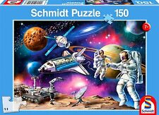 Adventure in Space: Children's Schmidt Jigsaw Puzzle 150 pieces 56156 Ages 7+