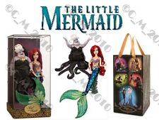Disney Fairytale Designer Ariel and Ursula Limited Edition Heroes vs Villains