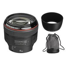 Canon EF 85mm f/1.2L II USM Lens for Digital SLR Camera Bodies - NEW