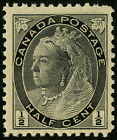 Canada 1898 Unitrade # 74 Mint Never Hinged - Fine / Very Fine