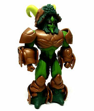 "GORMITI Lords of Nature 6 ""deatiled Transformer figura giocattolo, molto bello!"