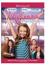 American Girl: McKenna Shoots for the Stars (2013, DVD NIEUW) AWS