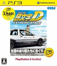 New PS3 SEGA INITIAL D EXTREME STAGE PlayStation 3 Japan