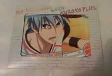 Kuroko no Basket anime bromide photo poster from Japan