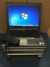 Dell Latitude D620 D630 Laptop 160GB 3GB Dual Core Wifi Windows XP Pro