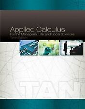 Applied Calculus for the Managerial, Life, and Social Sciences (US HARDCOVER)