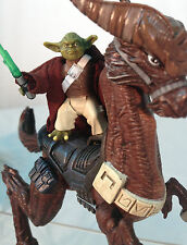 YODA & KYBUCK ~  Star Wars 30th Anniversary Collection~