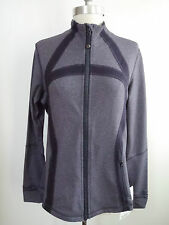 NEW LULULEMON Define Jacket heathered black swan size 12 NWT SOLD OUT RARE STYLE