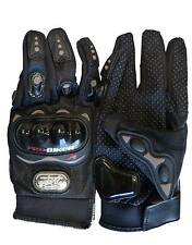 NEW! Carbon CFTH Fiber Pro-Biker Bike Motorcycle Motorbike Racing Gloves Full XL