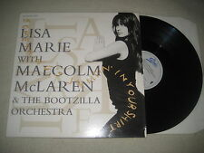 Lisa Marie - Something's jumpin' in your shirt   12'' Maxi Single