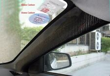 Carbon Fiber Inside A Pillar Cover 2pcs For Mitsubishi EVO 10 X EX 2008-2010