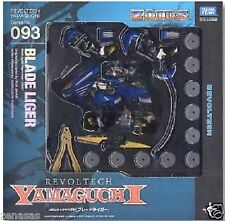 Used Kaiyodo Revoltech Yamaguchi No.93 Zoids Blade Liger Pre-Painted