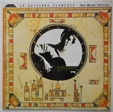 ★★LP DE**HANS WERNER KERKLIES - LA GUITARRA FLAMENCA★★18099