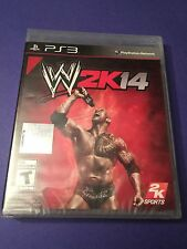 WWE 2K14 (PS3) NEW