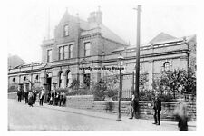 pt2996 - Swimming Baths , Morley , Yorkshire - photo 6x4
