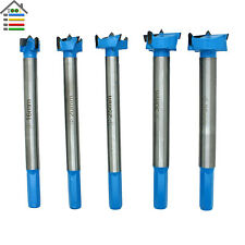 New 5pc Extended Forstner Drill Bit Set Depth 0-100mm Hole Saw Wood Cutter